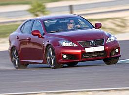Lexus bude sportovnější: titulní fotka