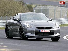 Spy Photos: Nissan GT-R V-spec: titulní fotka