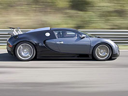 Chystá se Bugatti Veyron Targa: titulní fotka
