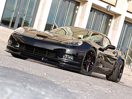 GeigerCars Corvette Z06 Black Edition - fantom silnic: titulní fotka