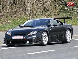 Spy Photos: Lexus LF-A: titulní fotka