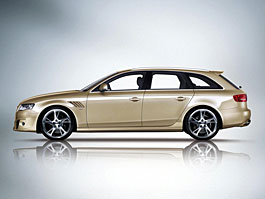 ABT Audi A4 Avant: dynamický stěhovák: titulní fotka