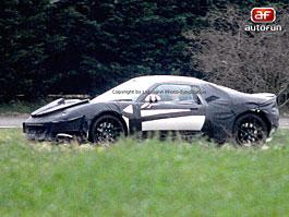 Spy Photos: Lotus Eagle: titulní fotka