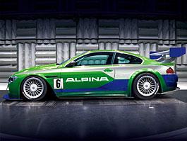 Alpina se vrací na závodní okruhy: titulní fotka