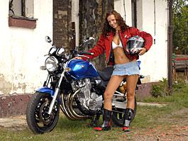 Test - Yamaha XJR1300: profesorská jízda: titulní fotka