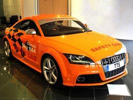 Audi TT bude Safety Carem letošní TT: titulní fotka