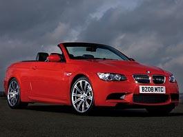 BMW M3 Cabrio - nové fotografie: titulní fotka