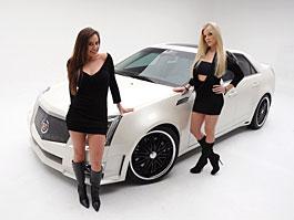 Úpravy pro Cadillac CTS od D3: titulní fotka