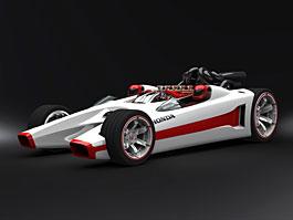 Honda Racer - objem ničím nenahradíš: titulní fotka