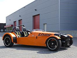 Evisol ThoRR – elektrický jezdec: titulní fotka