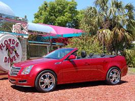 Cadillac CTS Convertible - když sedan nestačí: titulní fotka