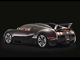 Bugatti Veyron Sang Noir - krev už není modrá: titulní fotka