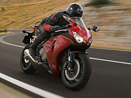 Honda dny 2008: přijeďte si vyzkoušet nového Firebladea: titulní fotka