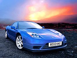 Pod Lupou: Honda NSX – supersport ze země vycházejícího slunce: titulní fotka
