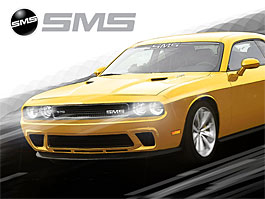 SMS Challenger: Steve Saleen se chystá upravovat Dodge: titulní fotka