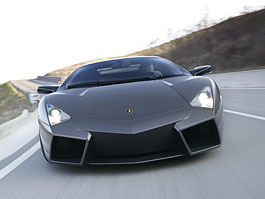 První Lamborghini Reventon je v Las Vegas: titulní fotka