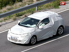 Spy Photos: Renault Megane Coupe: titulní fotka