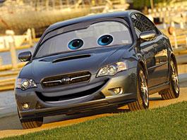 Film Auta 2 přijde do kin v roce 2012: titulní fotka