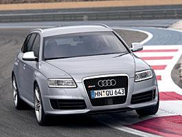 Kombík s výkonem 613 koní? ANO, Audi RS6 Avant Plus: titulní fotka