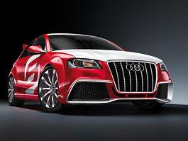 Audi A3 TDI clubsport quattro: tuning z domácí kuchyně: titulní fotka