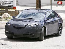 Spy Photos: Acura TL: titulní fotka