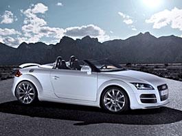 Audi TT clubsport quattro: druhé vydání konceptu speedsteru: titulní fotka