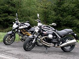 Aprilia a Moto Guzzi den 2008: titulní fotka