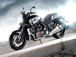 Yamaha V-Max 2009: první info, velká fotogalerie a video: titulní fotka