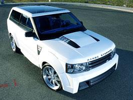 Range Rover Stormer Concept Replica - návrat ke kořenům: titulní fotka