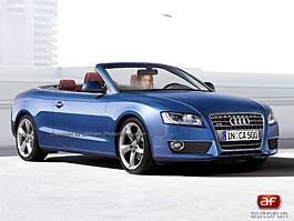 Spy Photos: Audi A5 Cabrio: titulní fotka