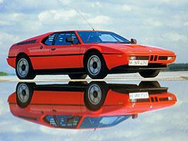 Pod lupou: BMW M1 – první a jedinečná: titulní fotka