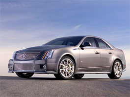 Cadillac CTS-V: konečná čísla: titulní fotka