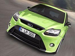 Ford Focus RS - věřte, nevěřte: titulní fotka