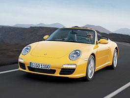 Omlazené Porsche 911 Carrera na českém trhu od července: titulní fotka