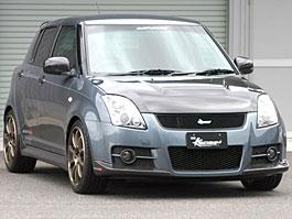 HKS ušil karbonový dres pro Suzuki Swift: titulní fotka