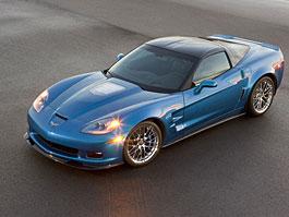 Corvette ZR1 - kompletní info z továrny: titulní fotka