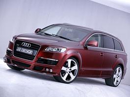 Audi Q7 Street Rocket: více výkonu a sada spoilerů od JE Design: titulní fotka