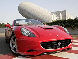 Ferrari California - nová várka fotografií a slideshow: titulní fotka