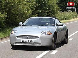 Spy Photos: Jaguar XK, facelift 2009: titulní fotka