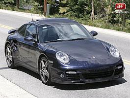 Spy Photos: Porsche 911 Turbo: titulní fotka