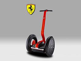 Segway PT i2 Ferrari Limited Edition: titulní fotka