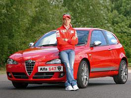 Alfa Romeo 147 - Ducati Corse na čtyřech kolech: titulní fotka