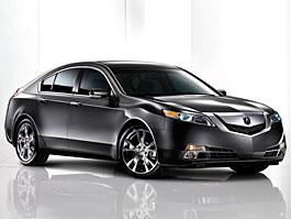 Acura TL - první oficiální fotografie: titulní fotka