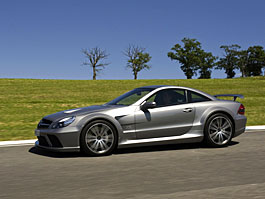 Mercedes-Benz SL 65 AMG Black Series (3x video): titulní fotka