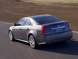 Cadillac CTS-V - s dovozem do Evropy se (ne)počítá, aneb kachna měsíce: titulní fotka