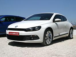 Volkswagen Scirocco: nekompromisně kompromisní: titulní fotka
