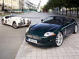 Jaguar XK60 oslaví šedesátiny řady XK: titulní fotka