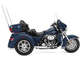 Harley-Davidson Tri Glide - nová tříkolka oficiálně: titulní fotka