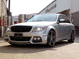Wald International Mercedes C Black Bison Edition: titulní fotka