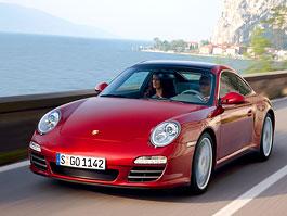 Porsche 911 Targa facelift - další variace známého: titulní fotka